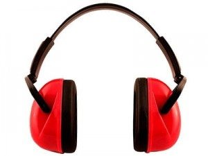 Folding ear muffs Dedra BH1038 at Wasserman.eu