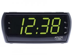 Clock radio AM / FM Wake up with signal or radio at Wasserman.eu
