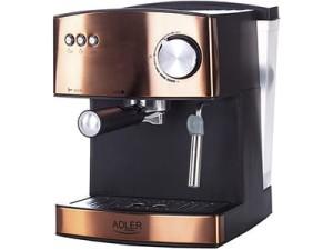 Adler AD 4404 CR pressure coffee machine at Wasserman.eu