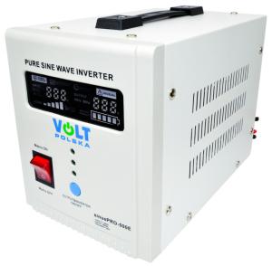 Inverter 12V/230V 500VA Volt SinusPRO-500E w sklepie Wasserman.eu