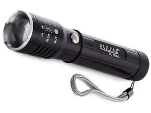 Bailong BL-801-2 Led Q5 CREE Zoom Flashlight at Wasserman.eu