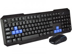 Keyboard and mouse Media-Tech Camrose Wireless MT1420 at Wasserman.eu
