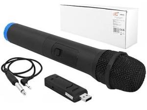 LTC MIC01 wireless hand microphone at Wasserman.eu