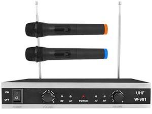 Dwa mikrofony bezprzewodowe LTC MIC02 zestaw w sklepie Wasserman.eu