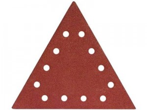 Papier ścierny trójkąt na rzep 282mm Powermat P80 w sklepie Wasserman.eu
