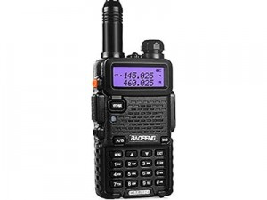 Baofeng DM-5R Dualband VHF / UHF transceiver at Wasserman.eu