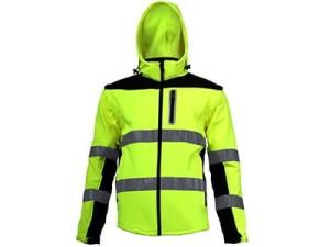 Warning jacket removable sleeves hood Lahti Pro L40919 XL at Wasserman.eu