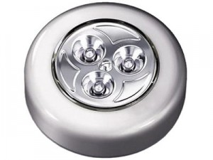 Lampka Led samoprzylepna na baterie MCE01 w sklepie Wasserman.eu