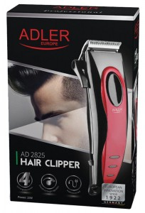 Clippers. Professional hair trimmer at Wasserman.eu