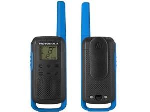 Dwie krótkofalówki Motorola T62 blue PMR w sklepie Wasserman.eu