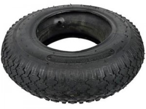 Tire with inner tube 4.80 / 4.00-8 2PR (20) G71000 at Wasserman.eu