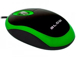 BLOW MP-20 USB optical mouse green at Wasserman.eu