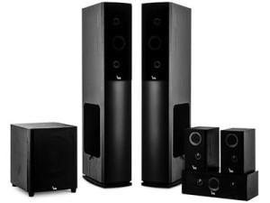 Zestaw głośnikowy 5.1 VK 7830-6 black w sklepie Wasserman.eu