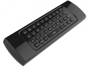 RF-IR remote control, Qwerty keyboard, 3in1 gyro mouse at Wasserman.eu