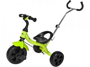 Ride-on bicycle, children's bike B18D2 plus handle at Wasserman.eu