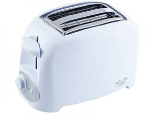 Adler AD 3201 toaster for 2 slices at Wasserman.eu