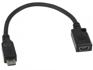 USB gn.mini adapter wt.micro USB 75-840 at Wasserman.eu