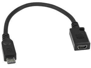 Adapter gn.mini USB wt.micro USB 75-840 w sklepie Wasserman.eu