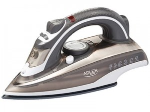 Ceramic iron 3000 W Adler AD 5030 steam at Wasserman.eu