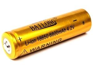 Akumulator Bailong 18650 4,2V 8800mAh w sklepie Wasserman.eu