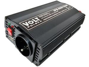 Przetwornica VOLT IPS-500/1000W 12V/230V w sklepie Wasserman.eu