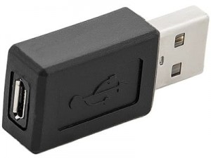 Adapter from USB to micro USB Blow 75-878 at Wasserman.eu