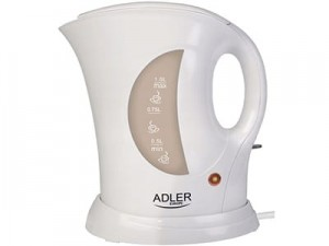 Electric kettle Adler AD 03 1L at Wasserman.eu