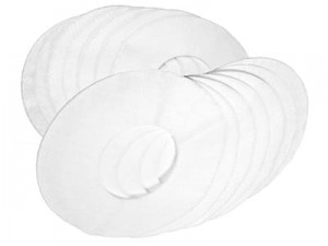 Vileda Virobi mop refills 20 pieces 150490 at Wasserman.eu