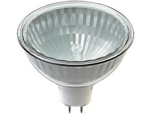 Halogen 12V Eco MR16 16W GU5,3 light bulb at Wasserman.eu