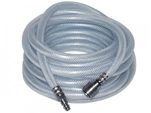 PVC reinforced pneumatic hose with quick couplings A535104 at Wasserman.eu