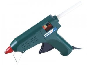 Hot glue gun 40 / 80W 11mm DED7551 at Wasserman.eu