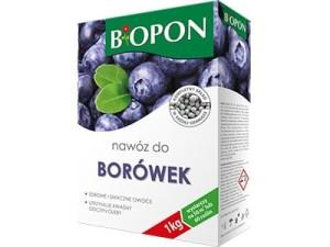 Nawóz BIopon do borówek karton 1kg w sklepie Wasserman.eu