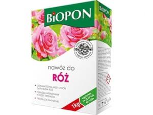 Nawóz Biopon do róż granulat 1kg w sklepie Wasserman.eu