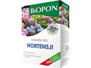 Nawóz Biopon do hortensji 1kg w sklepie Wasserman.eu