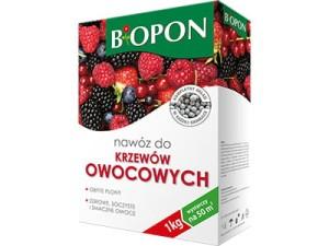 Nawóz Biopon do krzewów owocowych 1kg w sklepie Wasserman.eu
