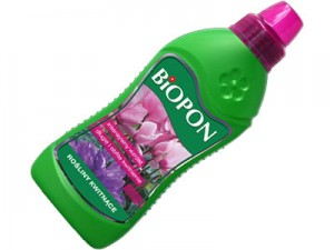 Biopon fertilizer for plants flowering liquid 0.5L at Wasserman.eu