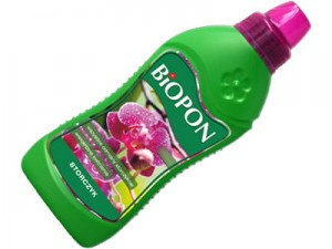 Biopon fertilizer for orchids liquid 0.25L at Wasserman.eu