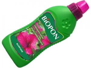 Biopon fertilizer for surfinia liquid 0.5L at Wasserman.eu