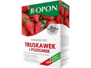 Nawóz Biopon do truskawek i poziomek 1kg w sklepie Wasserman.eu