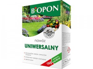 Fertilizer Biopon universal granulate 1kg at Wasserman.eu
