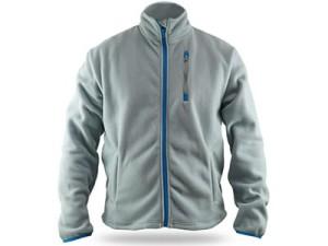 Bluza polarowa szara Dedra BH6PG-L w sklepie Wasserman.eu