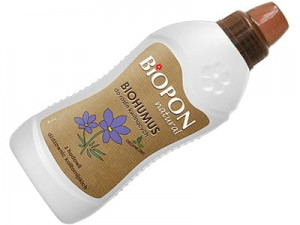 Biohumus for flowering plants Biopon 0.5L at Wasserman.eu