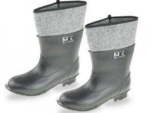 Dedra PVC rubber boots BH9A1-46 at Wasserman.eu