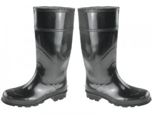 Dedra men's long rain boots BH9C1-46 at Wasserman.eu