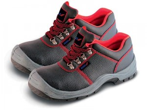 Dedra BH9P1A-38 leather safety shoes at Wasserman.eu