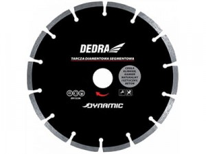DYNAMIC segment blade 300x25.4mm Dedra HP2118E at Wasserman.eu