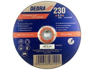 Grinding disc for 230x22.2mm steel Dedra F1325 at Wasserman.eu