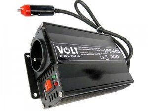 Przetwornica napięcia Volt IPS-600 DUO 12/24/230V 600W w sklepie Wasserman.eu