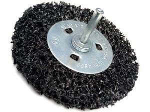 Dedra F60-100 abrasive fleece disc at Wasserman.eu