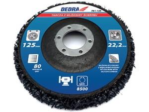Dedra F61-125 abrasive fleece disc at Wasserman.eu
